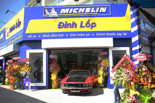 Khai trương Trung Tâm Lốp xe du lịch Michelin Đông Sài Gòn