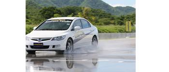 Chọn lốp xe an toàn cho trời mưa