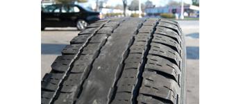 Bắt Bệnh trên lốp ô tô